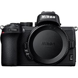 Nikon Z 50 Mirrorless Camera Body Thumbnail Image 1