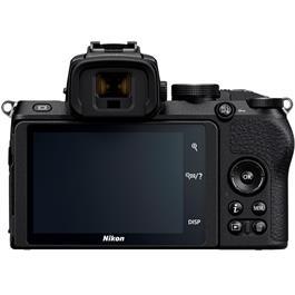 Nikon Z 50 Mirrorless Camera Body With FTZ Adapter Thumbnail Image 3
