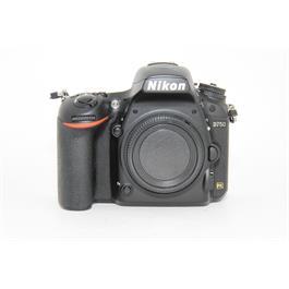 Used Nikon D750 Body thumbnail