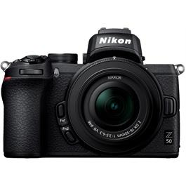 Nikon Z 50 camera 16-50mm lens & FTZ adaptor Thumbnail Image 5