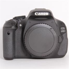 Used Canon 600D Body thumbnail