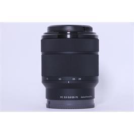 Used Sony 28-70mm F/3.5-5.6 OSS FE Mount thumbnail