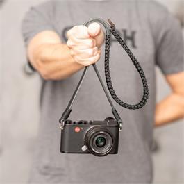 Leica Paracord Strap 126cm Black/Black by COOPH