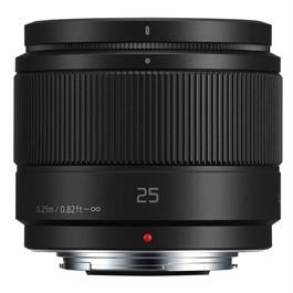Panasonic LUMIX G 25mm f/1.7 lens (Promotional whitebox) Thumbnail Image 2