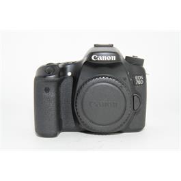 Used Canon 70D Body thumbnail