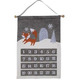 Park Cameras Wall Hanging Advent Calendar - Fox thumbnail