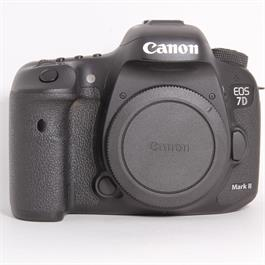 Used Canon 7D Mk II Body thumbnail