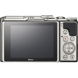 Coolpix A900 Silver EX DEMO Missing USB Cable
