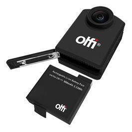 Olfi one.five Black Edition 4K Action Camera Open Box