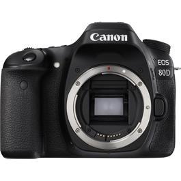 Canon EOS 80D Body Ex Demo thumbnail