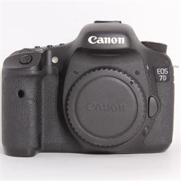 Used Canon 7D Body thumbnail