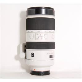 Used Sony 70-400mm F/4-5.6 G SSM II A thumbnail