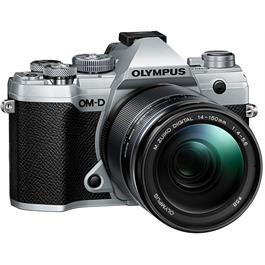 Olympus OM-D E-M5 Mk III And M.Zuiko 14-150mm f/4-5.6 II Lens Kit - Silver Thumbnail Image 2