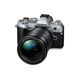 Olympus OM-D E-M5 Mk III with 12-200mm f/3.5-6.3 Lens Kit - Silver thumbnail