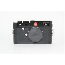 Used Leica M 240 (10 770) Black Body thumbnail