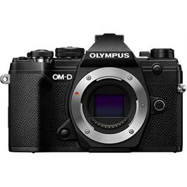 Olympus OM-D E-M5 Mark III Mirrorless Micro Four Thirds Camera Body - Black thumbnail