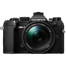 Olympus OM-D E-M5 Mk III And M.Zuiko 14-150mm f/4-5.6 II Lens Kit - Black Thumbnail Image 3