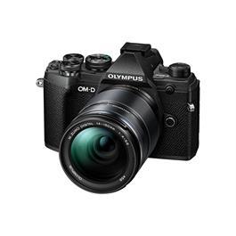 Olympus OM-D E-M5 Mk III And M.Zuiko 14-150mm f/4-5.6 II Lens Kit - Black Thumbnail Image 4