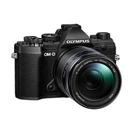Olympus OM-D E-M5 Mk III And M.Zuiko 14-150mm f/4-5.6 II Lens Kit - Black Thumbnail Image 5