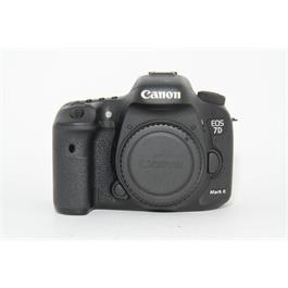 Used Canon 7D Mark II Body thumbnail