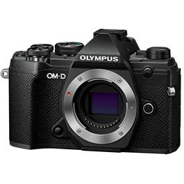Olympus OM-D E-M5 Mk III with 12-200mm f/3.5-6.3 Lens Kit - Black Thumbnail Image 2