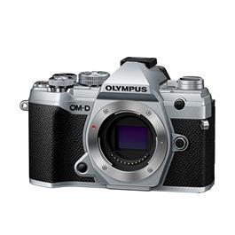 Olympus OM-D E-M5 Mk III And M.Zuiko 12-200mm f/3.5-6.3 Lens Kit - Silver Thumbnail Image 2