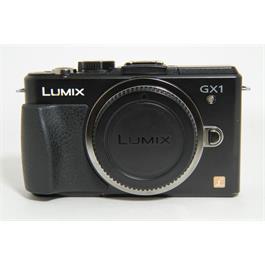Used Panasonic GX1 Body thumbnail