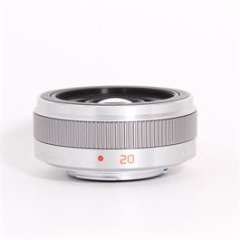 Used Panasonic 20mm f/1.7 thumbnail