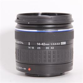 Used Olympus 14-42mm f/3.5-5.6 (Non EZ) thumbnail