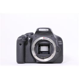 Used Canon EOS 550D body thumbnail