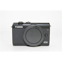 Used Canon EOS M100 Body Black thumbnail