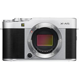 Fujifilm X-A5 + 15-45mm  XC lens Black/Silver - Ex Demo