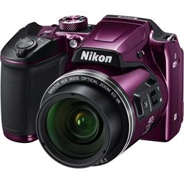 Nikon Coolpix B500 Purple - Ex Demo thumbnail