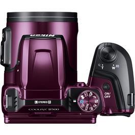 Coolpix B500 Purple - Ex Demo