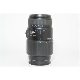 Used Sigma 70-300mm f/4-5.6 APO MAcro AF thumbnail