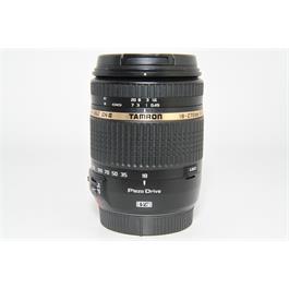 Used Tamron 18-270mm f/3.5-6.3 PZD VC thumbnail