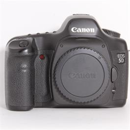 Used Canon 5D Body thumbnail