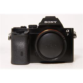 Used Sony A7 with 28-70mm f3.5-5.6 thumbnail