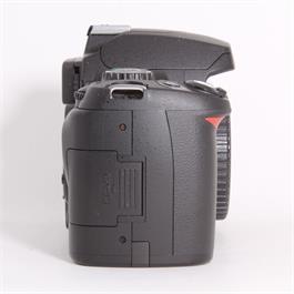 Used Nikon D40x Body Thumbnail Image 2