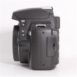 Used Nikon D40x Body Thumbnail Image 3