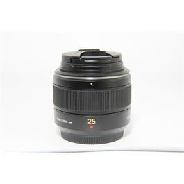 Used Panasonic Leica 25mm f/1.4 DG Lens thumbnail
