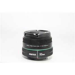 Used Pentax 50mm  f/1.8 SMC DA Lens thumbnail