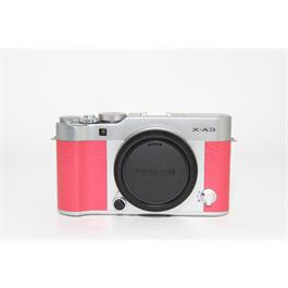 Fujifilm Used Fuji X-A3 Body Pink thumbnail