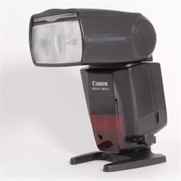 Used Canon Speedlite 580EX II thumbnail