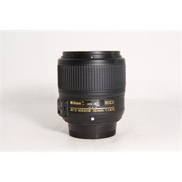 Used Nikon 35mm F/1.8G ED thumbnail