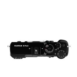 Fujifilm X-Pro3 Mirrorless Camera Body - Black Thumbnail Image 6