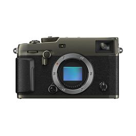 Fujifilm X-Pro3 Mirrorless Camera Body - Dura Black Finish Thumbnail Image 0