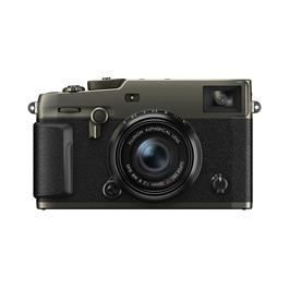 Fujifilm X-Pro3 Mirrorless Camera Body - Dura Black Finish Thumbnail Image 4