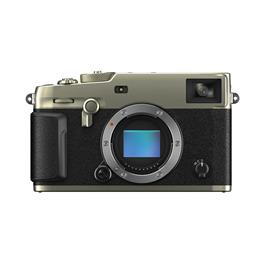 Fujifilm X-Pro3 Mirrorless Camera Body - Dura Silver Finish Thumbnail Image 0