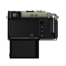Fujifilm X-Pro3 Mirrorless Camera Body - Dura Silver Finish Thumbnail Image 5